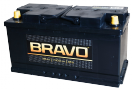 Аккумулятор АКОМ  6СТ - 90  Bravo Евро