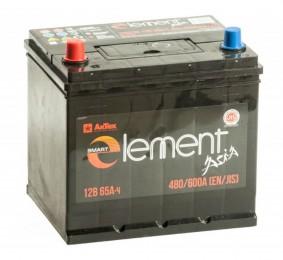 Smart ELEMENT Asia 6СТ - 65,0 L3 (70D23L)
